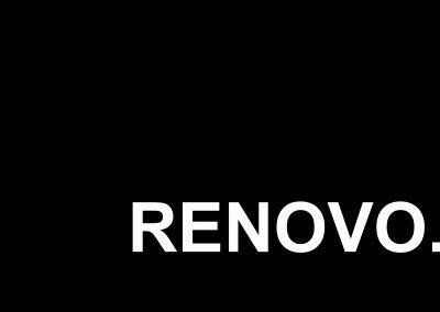 Logotyp firmy Renovo